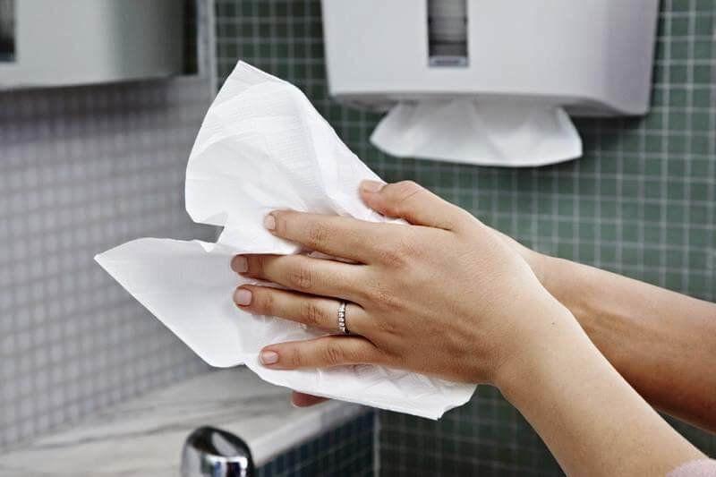 Тонкости выбора подходящих бумажных полотенец