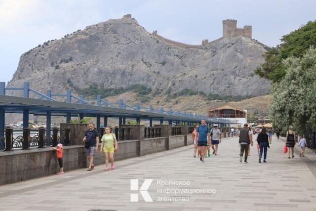 В 2021 году Крым уже посетили 8 млн туристов