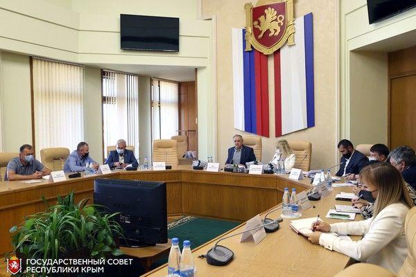 Профильный Комитет поддержал кандидатуры на должности мировых судей Республики Крым