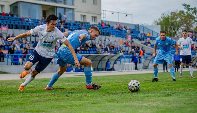 Итоги 6-го тура ПЛ КФС: «Севастополь» побеждает в «дерби городов-героев»