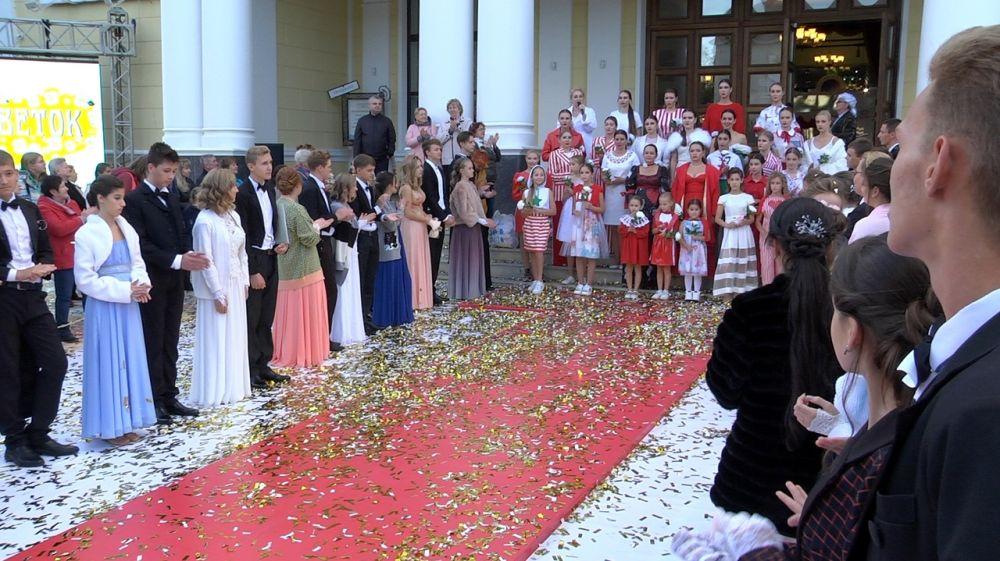 Минкульт РК оказал содействие в организации и проведении благотворительной акции «Белый цветок»