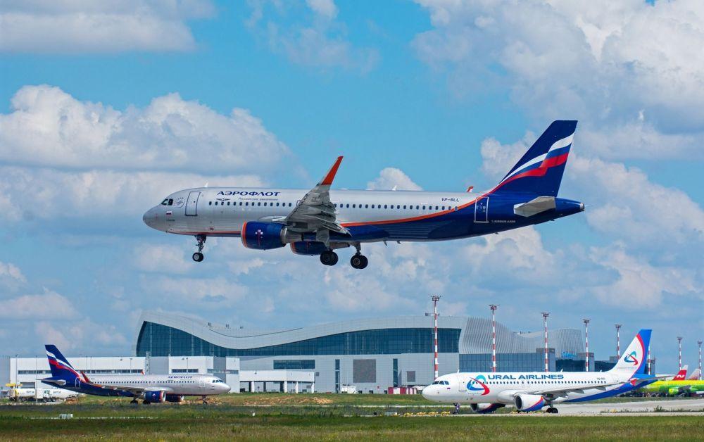Украина «арестовала» 12 российских самолётов