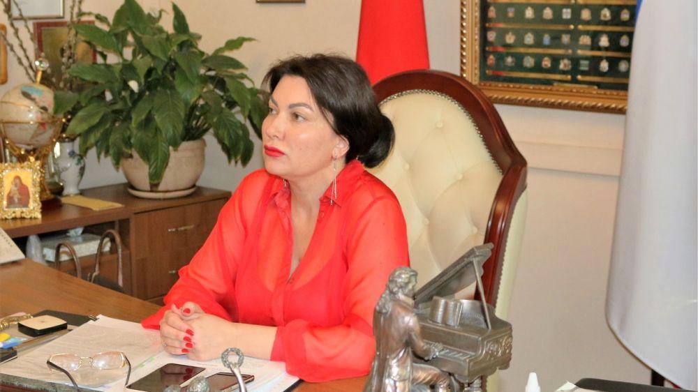 Арина Новосельская: Крымский университет культуры, искусств и туризма успешно прошел государственную аккредитацию