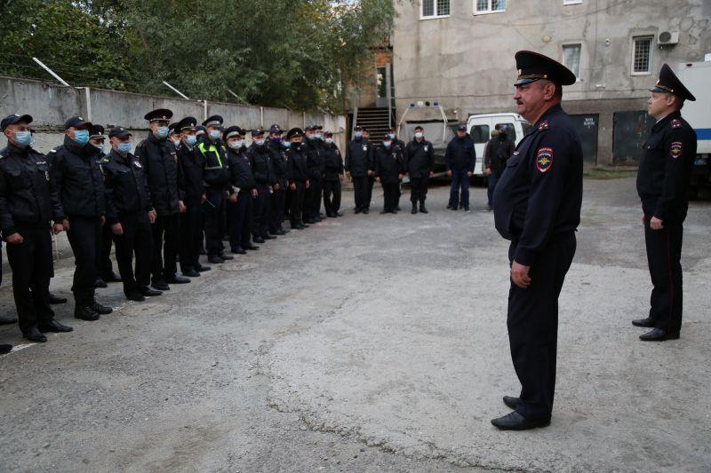 В Крыму сотрудники полиции обеспечили охрану общественного порядка на Фестивале культуры и спорта
