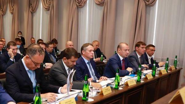 Игорь Коринь принял участие в заседании федерального штаба по подготовке к отопительному сезону