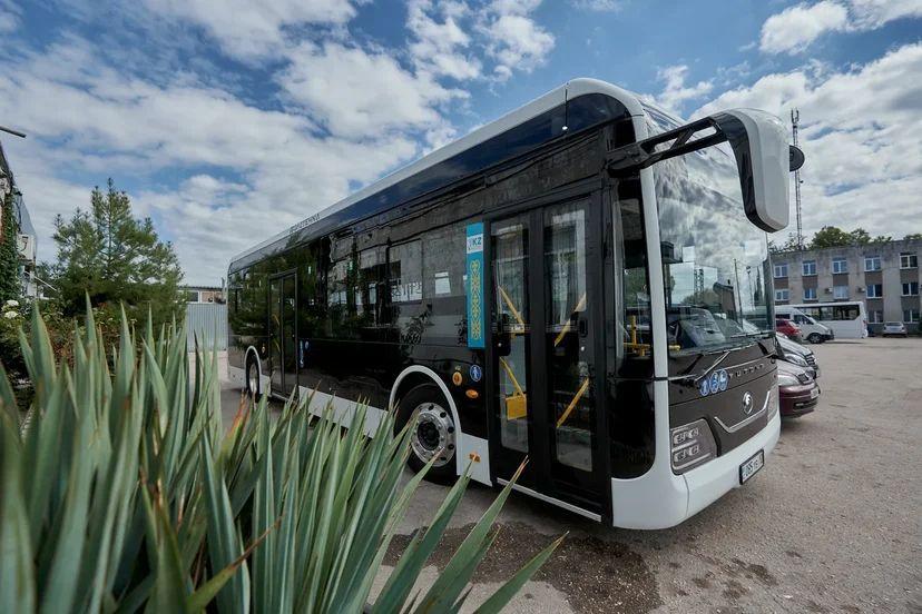 Впервые в Севастополе на маршруте общественного транспорта будет курсировать электробус
