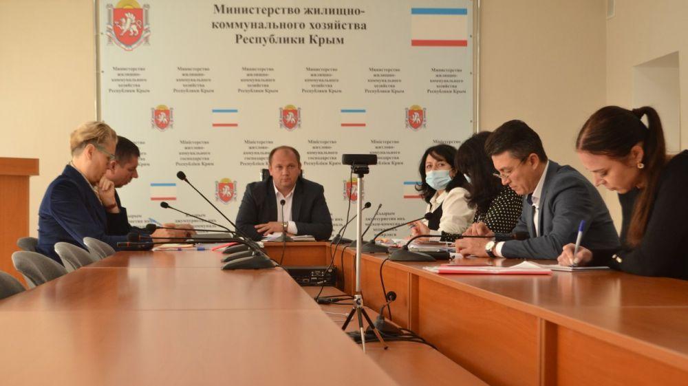 Сергей Донец провел совещание с руководителями подведомственных предприятий