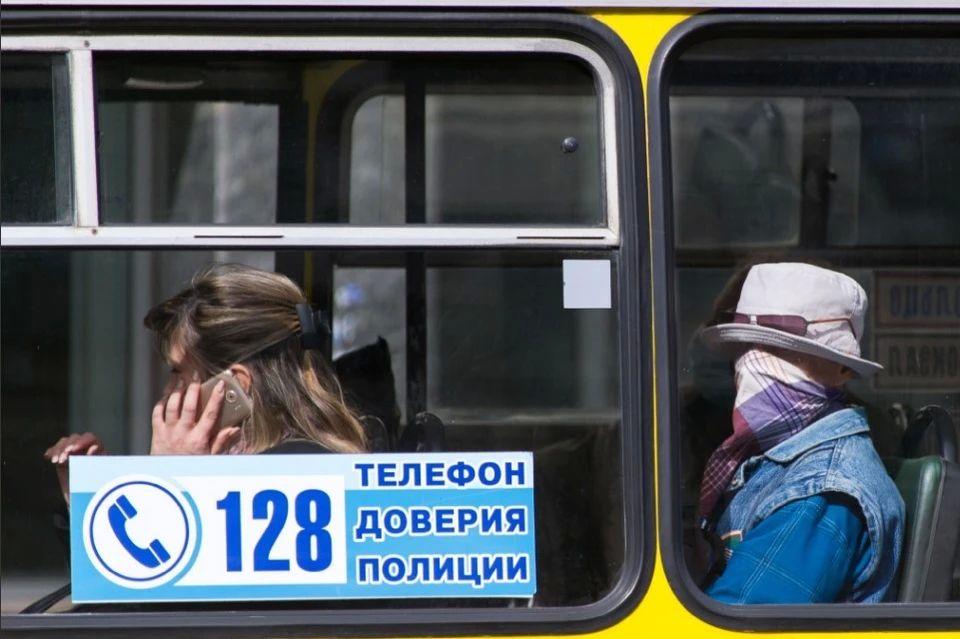 Почему в Симферополе стало невозможно ездить на общественном транспорте