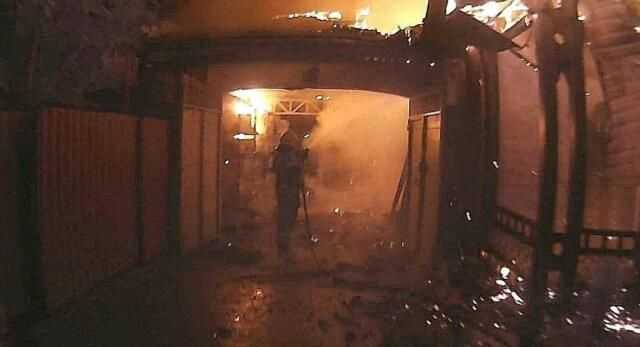 С начала года в Крыму произошло 2238 пожаров