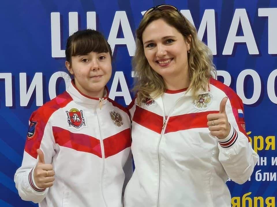 Крымские шахматистки выиграли чемпионат России
