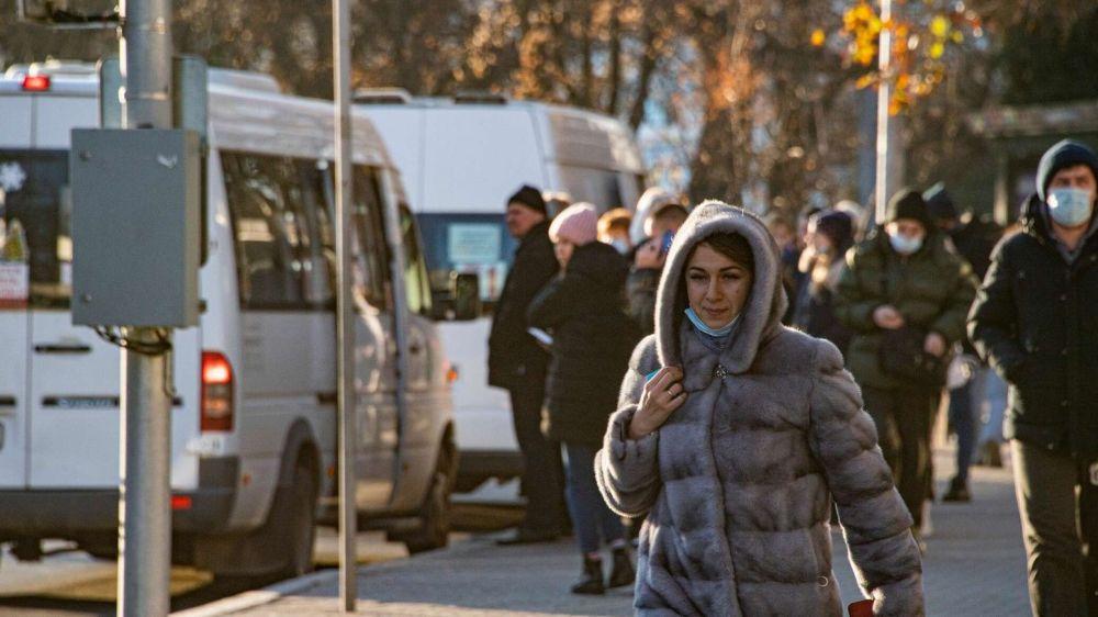 Как решаются проблемы с общественным транспортом в Симферополе