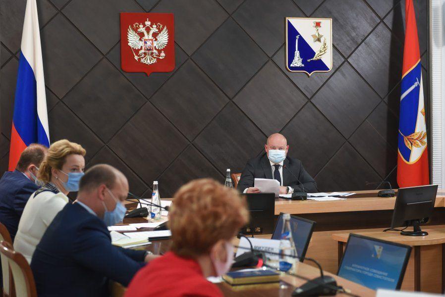 Указ Губернатора города Севастополя от 12.10.2021 № 78-УГ