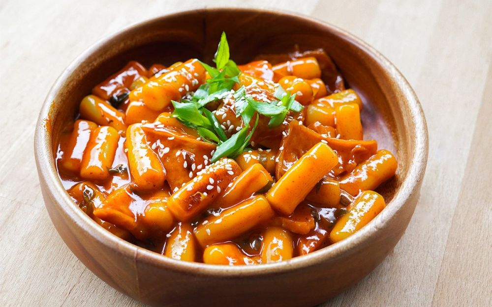 Корейская кухня: знакомство с соусами и приправами