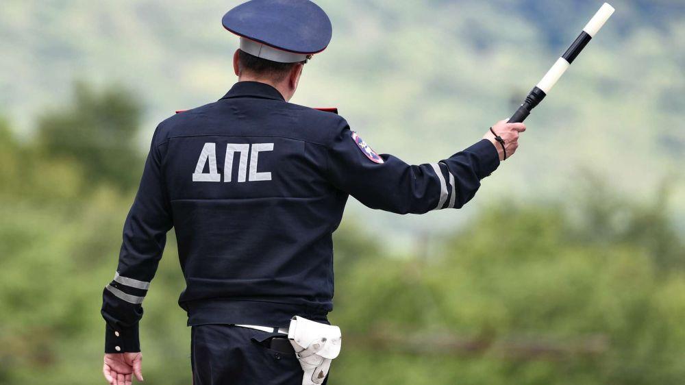 Алкоголь вместо крови: в Крыму поймали пьяного рецидивиста-водителя