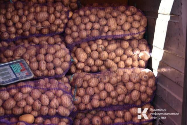 В Крыму дорожает картофель