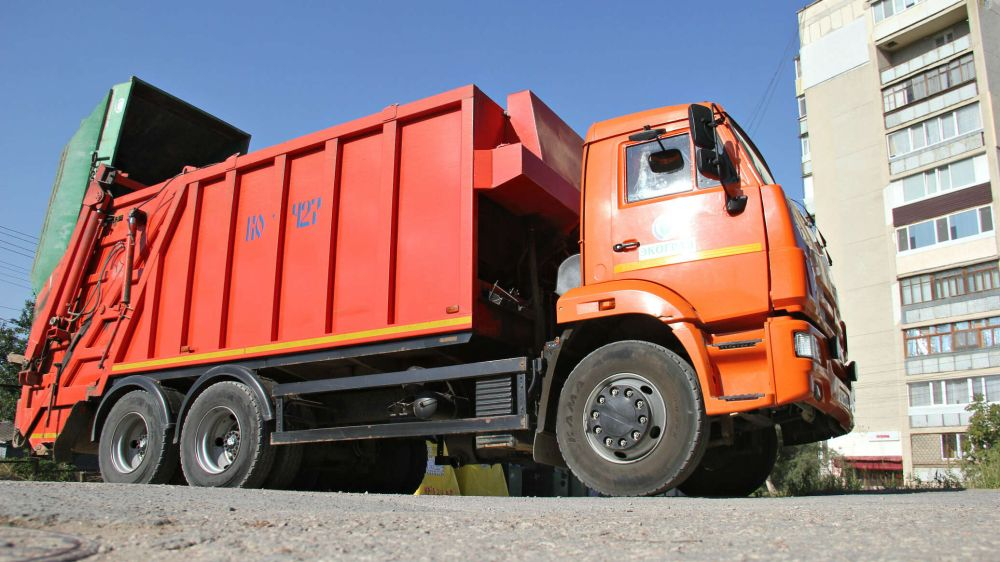 Более 40 тонн мусора вывезли со стихийных свалок в столице Крыма
