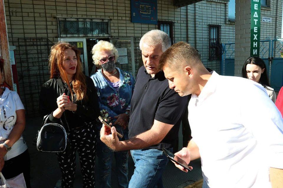 Аксенов назвал провокацией попытку симферопольского МУПа поднять квартплату