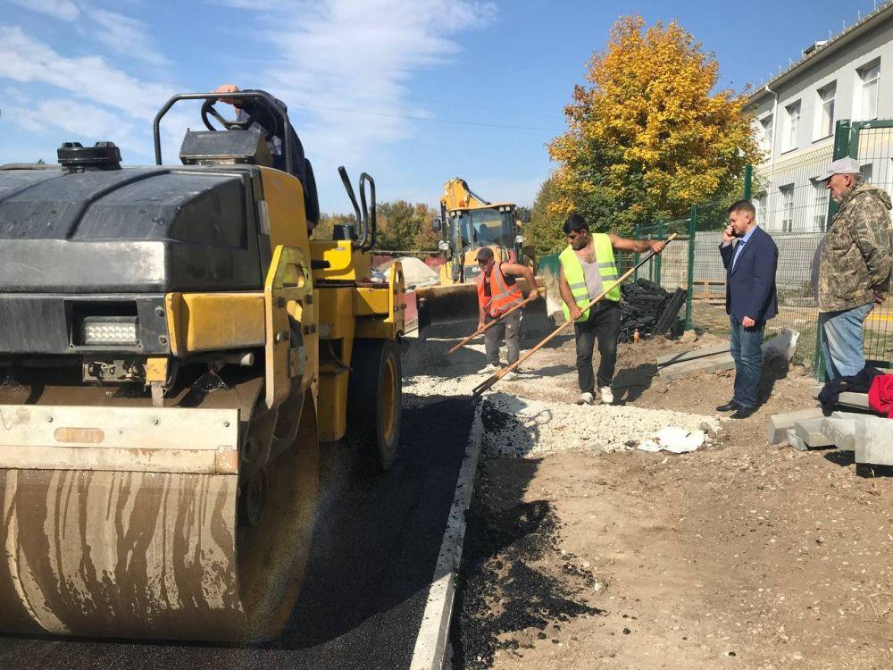 В Симферополе планируют благоустроить 100 дворов