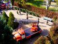 На территории Феодосийского военного санатория успешно ликвидирован условный пожар