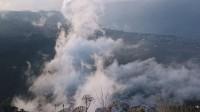 Появилось видео восхода солнца на Ай-Петри 18 октября