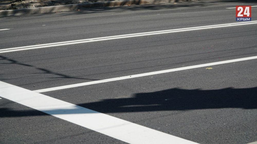 В Симферополе до 16 ноября планируют отремонтировать дороги на 26 улицах