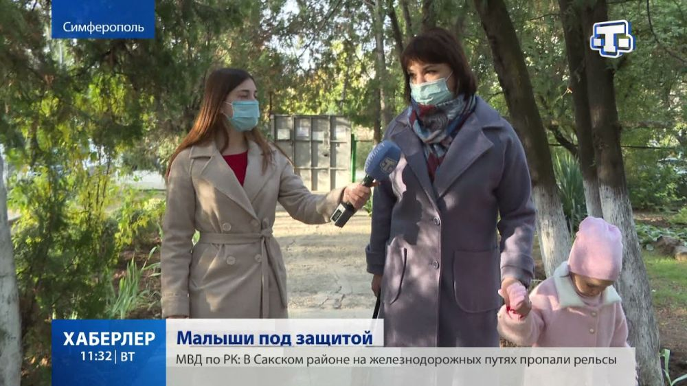 В детсадах Крыма обязаны строго соблюдать меры по профилактике ковида