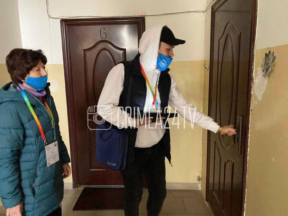 В Севастополе работают более 900 переписчиков