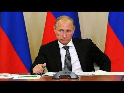 Владимир Путин проводит совещание по ситуации с COVID-19 в стране (прямая трансляция)