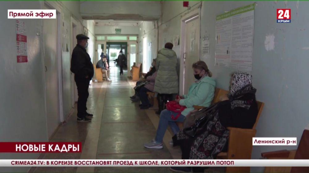 В больницах Ленинского района ждут молодых специалистов