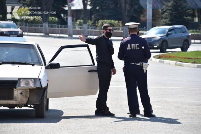 Симферопольского «дрифтера» задержали за опасные маневры