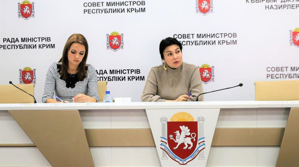 Арина Новосельская провела совещание по проблемным вопросам реализации капитального ремонта учреждений культуры в Красногвардейском районе и городе Джанкое