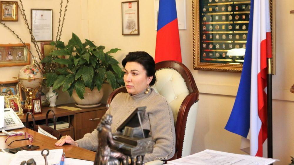 Арина Новосельская провела встречу в рамках рассмотрения обращения граждан