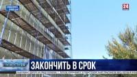 Когда закончат ремонт Севастопольского противотуберкулёзного диспансера?