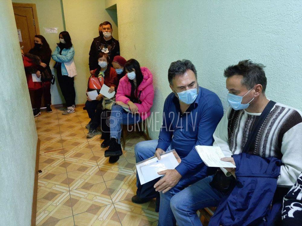 Темпы вакцинации от коронавируса в Крыму увеличились в 6 раз