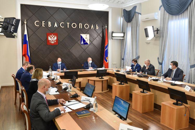 Указ Губернатора города Севастополя от 26.10.2021 № 85-УГ