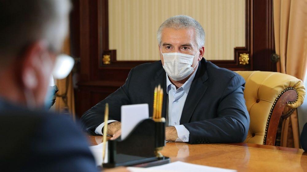 Зеленский может получить дырку от бублика, но не Крым, – Сергей Аксенов