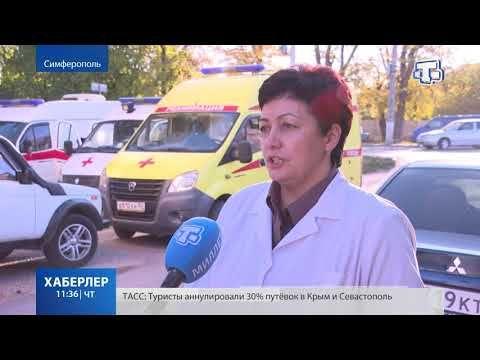 Репортаж о работе врачей скорой помощи