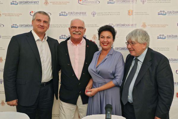 Кинофестиваль «Евразийский мост» во 2-ой раз открывается вКрыму