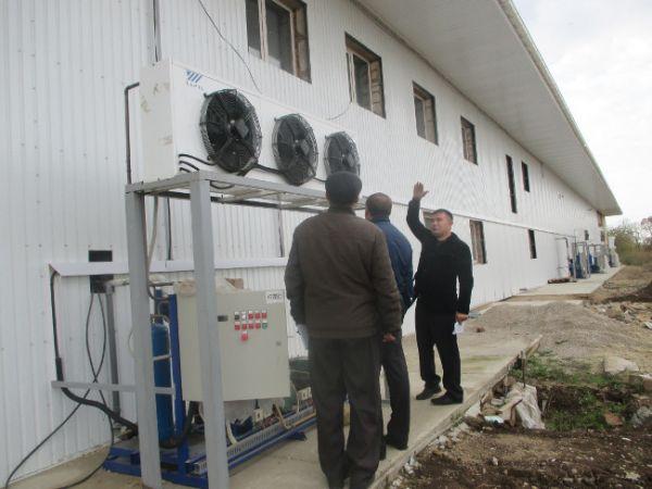 Олег Попов осуществил выезд на оптово-распределительную базу, которая является объектом агрологистики ООО «Агролайн»