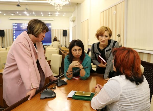 Минфин Крыма рассказал главным распорядителям бюджетных средств республики о новациях в бюджетной сфере