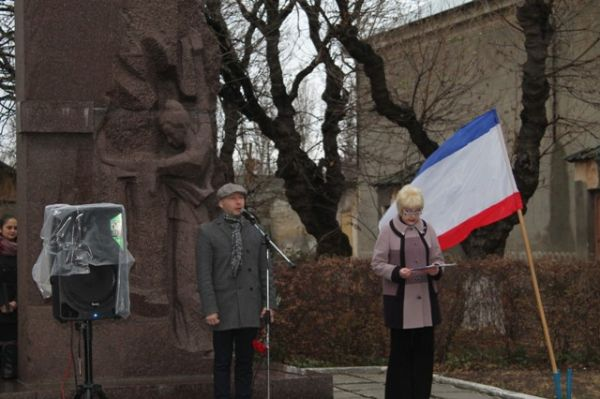 В Нижнегорском районе прошли мероприятия ко Дню неизвестного солдата