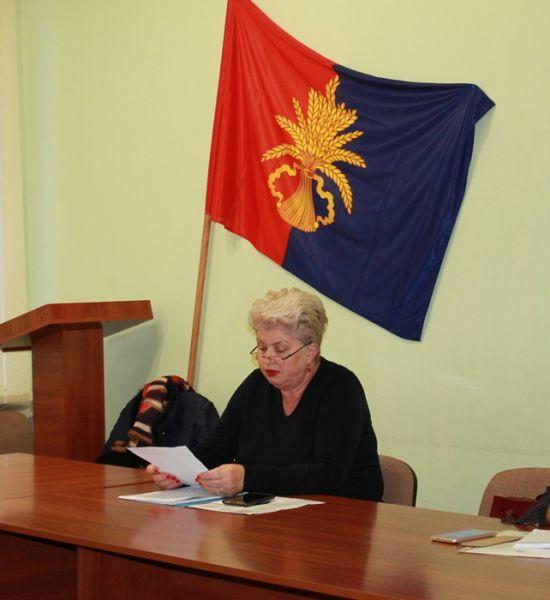 Состоялось 60-е (внеочередное) пленарное заседание Советского районного совета 1-го созыва и заседание постоянных комиссий районного совета
