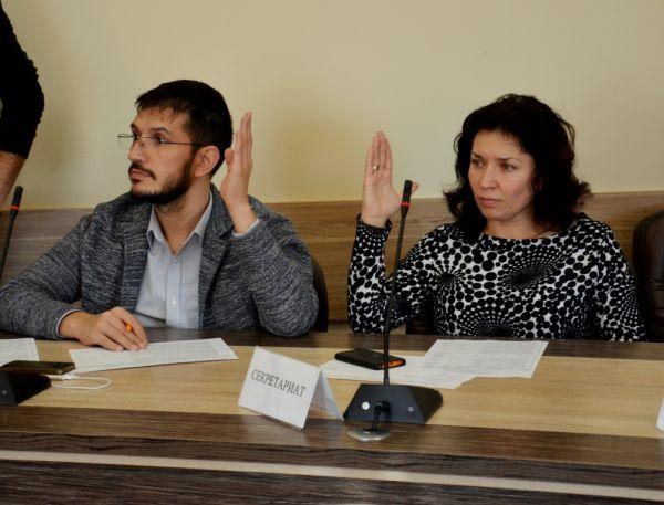 Трехлетний бюджет города утвержден депутатами