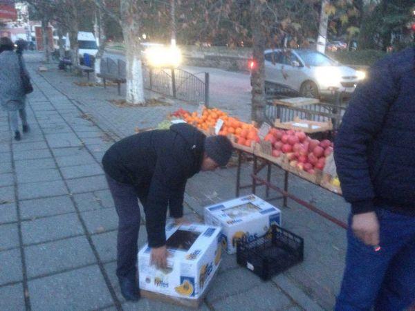 В Ялте изъяли и утилизировали 110 килограммов свежей рыбы