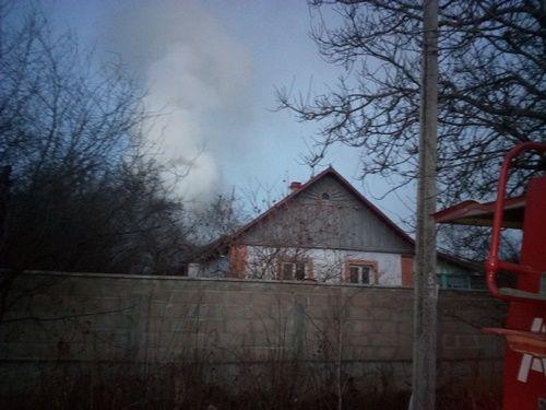 Крымские огнеборцы ликвидировали два пожара