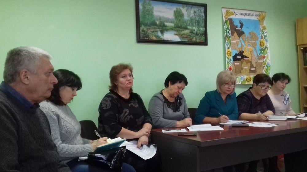 В Красноперекопском районе проведены мероприятия по вопросам содействия развитию торговой деятельности