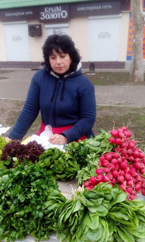 Сельхозтоваропроизводители Красноперекопского района традиционно приняли участие в ярмарке