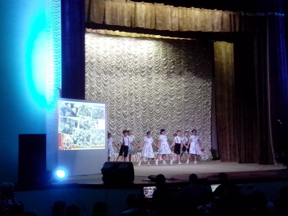В Ленинском районе прошел в четвертый раз республиканский творческий конкурс «Мы – наследники Победы!»