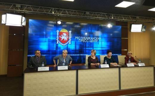 В Крыму прошла пресс-конференция посвященная Всемирному дню борьбы с туберкулезом