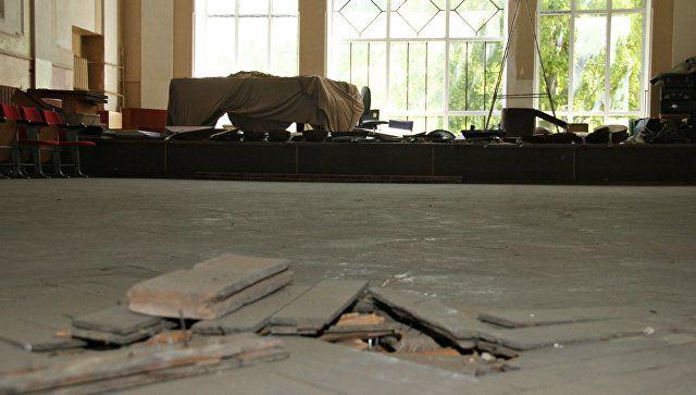 В администрации уверены, что помещения нормальные и пригодные для функционирования